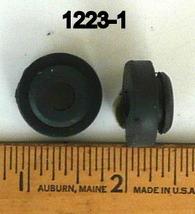 Pack Of 10 Black Rubber Grommets 1223 - $9.95