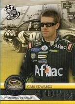 Carl Edwards 2010 Press Pass # 117 - $1.24