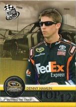 Denny Hamlin 2010 Press Pass # 112 - $1.24