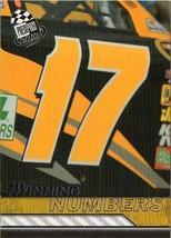 Matt Kenseth 2010 Press Pass # 87 - $1.24
