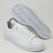 Adidas Superstar Puro Donna Luxe Premium Oro Bianco FV3352 Sneaker Casual Treno - $121.78