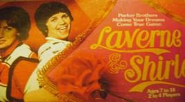 Vintage Laverne & Shirley Board Game - £11.66 GBP