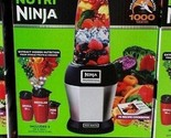 Nutri Ninja - BL455 - Most Powerful Extractor - With 3 Cups & Lids - 1000W - New