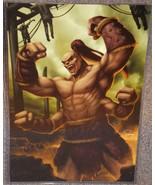 Mortal Kombat Goro Glossy Print 11 x 17 In Hard... - $24.99