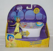 Disney Pixar Inside Out Control Center Playset with Exclusive Joy Figure - $24.95