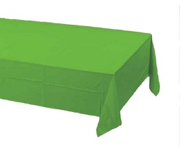 2 Creative Converting Paper - plastic lined  Banquet Table Covers Citrus... - €5,90 EUR