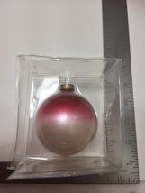 Tampa Bay Buccaneers Football Glass Ornament Ball Christmas 22714 image 3