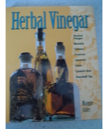 Herbal Vinegar by Maggie Oster Hardcover Gift Recipe Book - $3.99