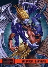 Archangel vs. Hawkman 1995 DC Versus Marvel # 51 - $1.25