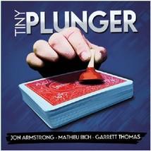 3pcs of Tiny Plunger Magic Trick Mathieu Bich, Jon Armstrong Penn&Teller... - $19.79