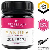 Zealand Honey Co. Raw Manuka Honey UMF 20+ / MGO 829+ | 8.8oz / 250g - $57.66