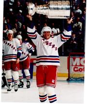 Mark Messier New York Rangers Stanley Cup U 11X14 Color Hockey Memorabil... - $14.95