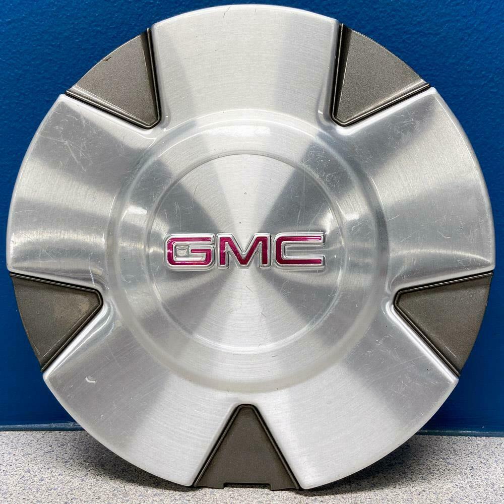 "ONE 2010-2012 GMC Acadia # 5430 19"" 5 Spoke Wheel Center Cap GM # 9596977 USED - $44.99"
