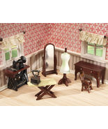 Sewing Room Furniture for Doll House - $32.95