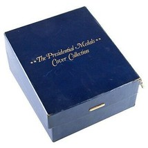The Presidential Medals Cover Collection by Postal Commemorative Society - $124.69