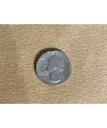 Melted 1965 Washington Quarter Dollar Fast Free Shipping - $6.92