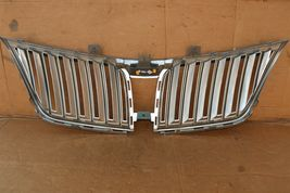 2009-12 Lincoln MKS Upper Grille Gril Grill image 10