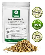 Naturevibe Botanicals Nettle Root Extract 10:1 100 Grams - 10 x More Eff... - $20.72