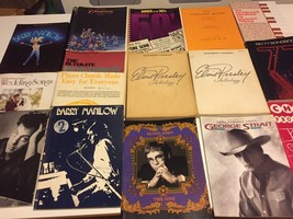Lot-of-15-vintage-song-books - $49.49