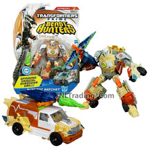 "Year 2012 Transformers Prime Beast Hunters Deluxe Class 6"" AUTOBOT RATCH... - $52.99"