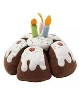 IKEA Duktig Soft Toy Birthday Cake Pull Apart Kitchen Pretend Play Food NEW - $4.75
