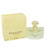 Bvlgari Pour Femme Perfume 3.4 Oz Eau De Parfum Spray - $340.96