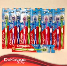 12 Colgate Toothbrush Extra Clean Full / 12 Cepillos Dental Colgate Extra Limpia - $12.99