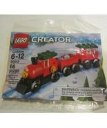 Lego 30543 Creator Holiday Christmas Train - $10.44
