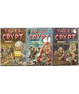 Tales From The Crypt Lot Volume 1-3 Story Adaptation Paperback Horror Mo... - $11.95