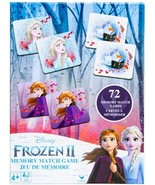 Disney Frozen II Memory Match Game - New / Sealed - $14.80
