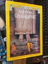 Full Year 1979 National Geographic Magazines, Vols. 155 &156, Jan-Dec 1979, Vg - $12.16