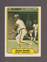 1982 Fleer # 582 Ozzie Smith St. Louis Cardinals NRMT - MINT - $0.99