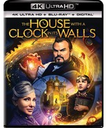 The House With A Clock In Its Walls (4K UHD/Blu-ray/Digital, Canadian) NEW - $17.00