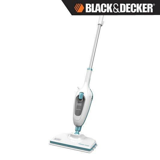 Black and Decker FSM-1625 Steam Cleaner / STEAM MOP/ HOME CLEANER Black and Deck