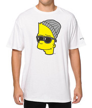Neff The Simpsons x Neff El Barto T-Shirt New - $15.99