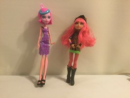 Monster High 2Doll Lot  Both w/ clothes and shoes - $23.76
