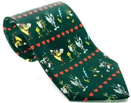 Vintage Looney Tunes Bugs Bunny Daffy Taz Sylvester Men's Necktie Novelty  - $15.84