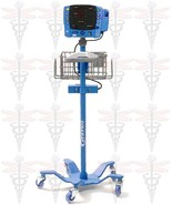 Rolling Stand for GE Dinamap Critikon Patient Monitor P/N 3215E - $94.99