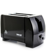 Better Chef 2-Slice Black Toaster - $34.73