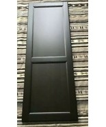 "Ikea Laxarby Large CABINET Pantry DOOR Black Brown Sektion kitchen 24"" X... - $114.84"