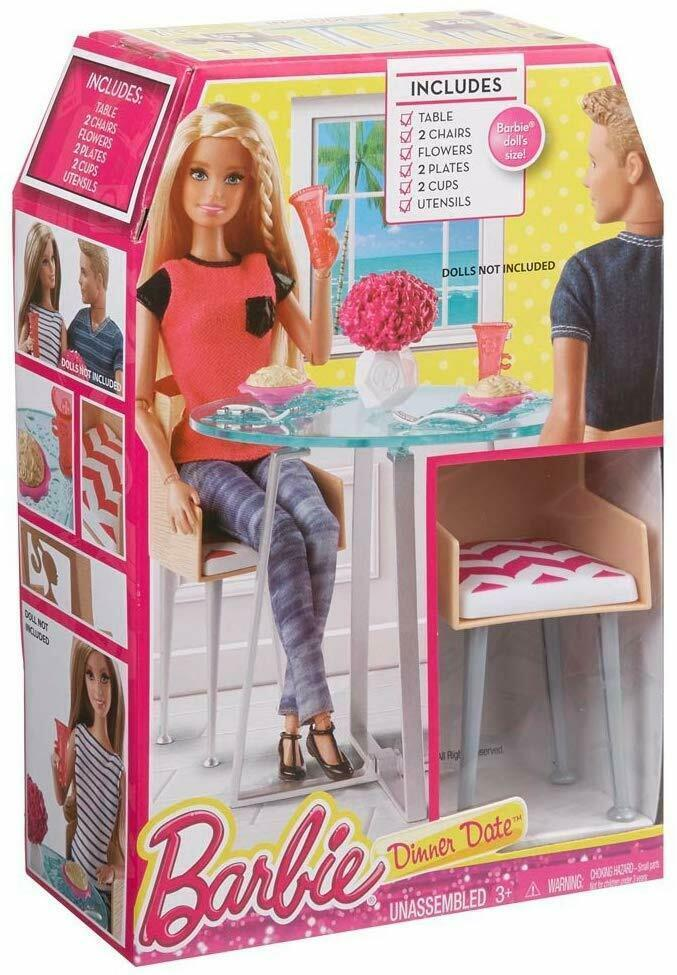 Beekeeper Package Damage Lot of 4 Barbie Fashionista Chelsea Bundle