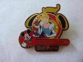 Disney Intercambio Broches 33416 WDW - 5 Años De Pin Colección - Magia Kingd - $14.00