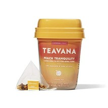 Teavana Peach Tranquility, Herbal Tea With Chamomile and Notes of Citrus... - $29.60