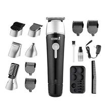 CEENWES Updated Version 5 in 1 Waterproof Man's Grooming Kit Hair Clippers Profe image 8