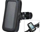 "Motorcycle / Bike Mount for 4~4.5"" Screen Cellphones - Black"
