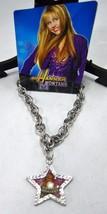 Hannah Montana Star Necklace  - Miley Cyrus Collectible - $5.75