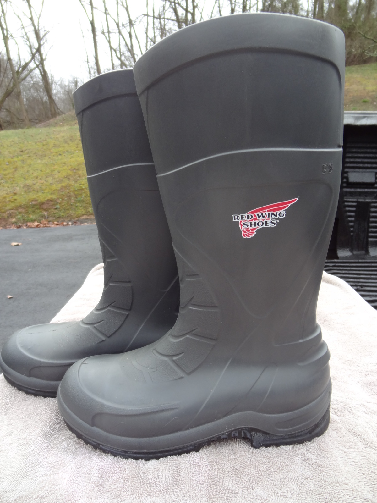 c7455e09bad Red Wing Rubber Boots 59001 Astm F 2413-11 and 50 similar items