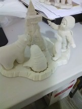 """Dept 56 Snowbabies - """"This is Where We Live -North Pole"""" - $18.35"""