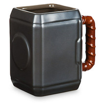 Disney Store Thor's Hammer Sculptured Mug New with Box - $26.42