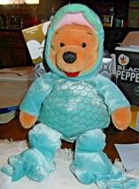 "Disney Store Winnie the Pooh Pisces Bean Bag Plush 8"" - $12.19"